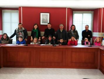 Concello de Muras | O Pleno infantil, nos medios |