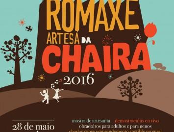Concello de Muras | CHEGA A ROMAXE ARTESÁ DA CHAIRA |
