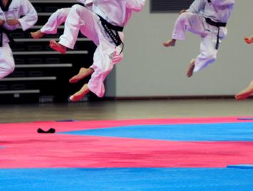 Concello de Muras | Campionato Tae kwon-do |