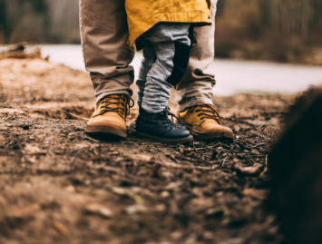 Concello de Muras | Estado de alarma, paseos cos cativos |