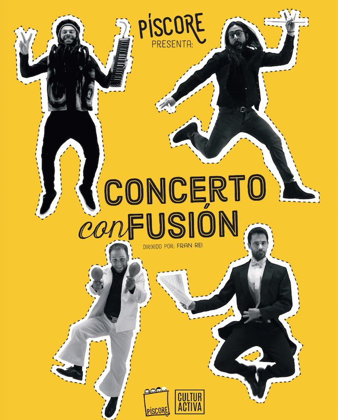 Concello de Muras   Concerto ConFusión  