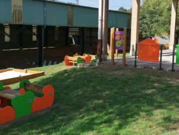 Concello de Muras | Novos xogos para @s cativ@s no colexio |